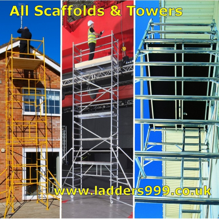 ALL Scaffolds & Towers