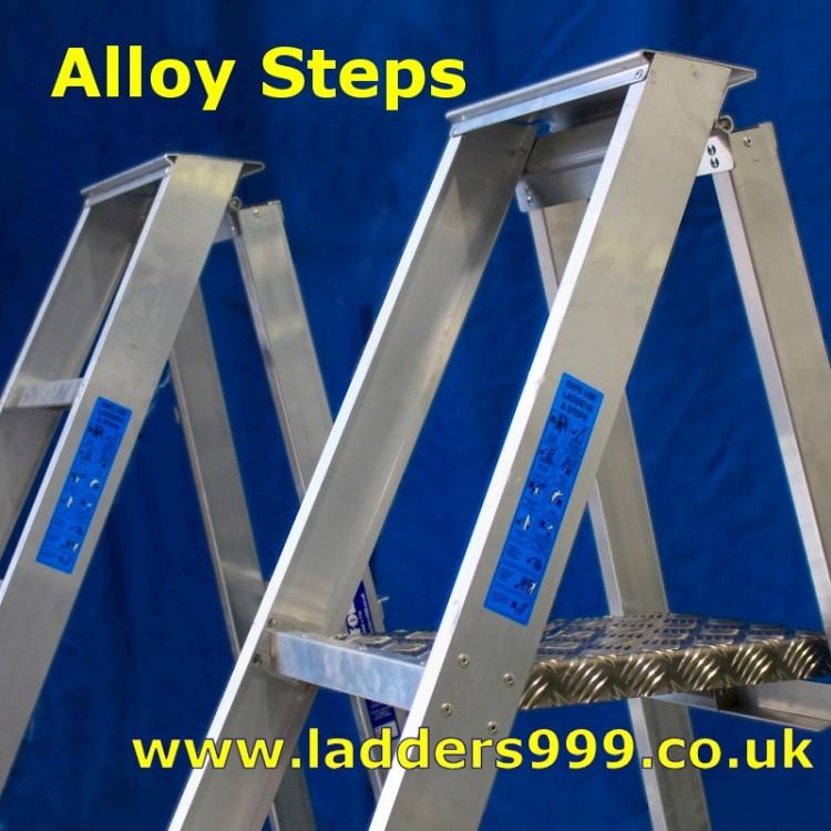 Alloy Steps