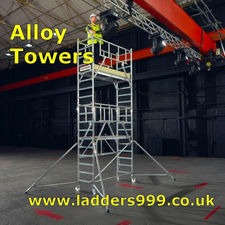 ALLOY Scaffold Towers