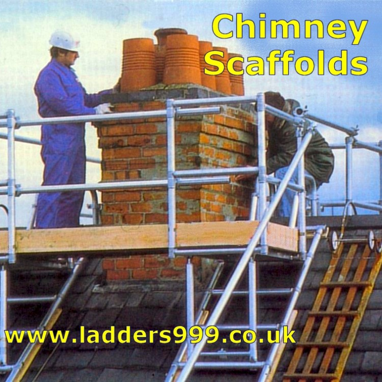 Chimney & Roof Scaffolds