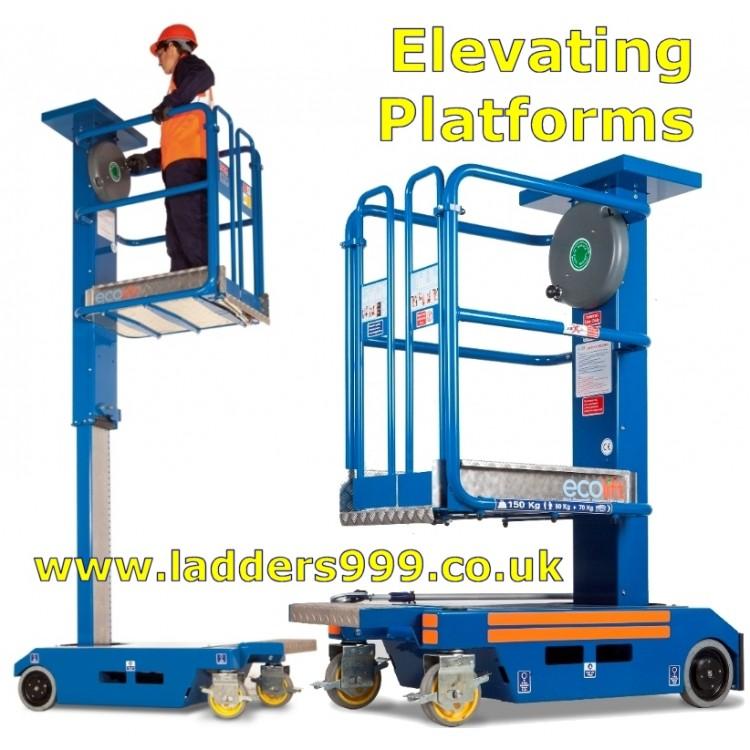 Elevating Platforms