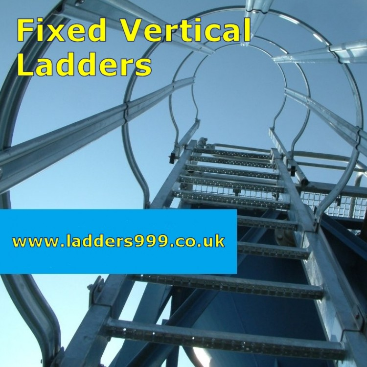 Vertical Fixed Ladders