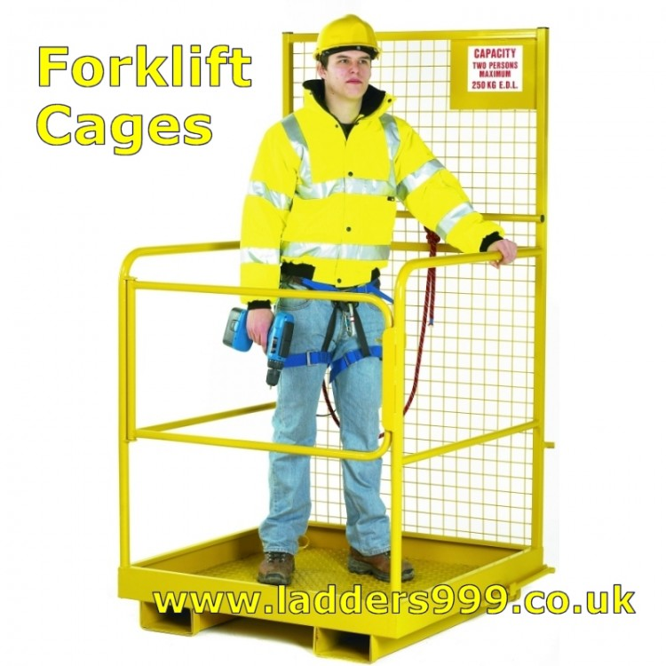 Forklift Cages