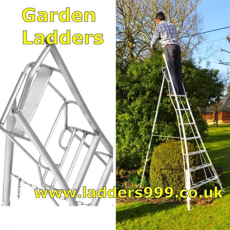 Garden Tripod Ladders