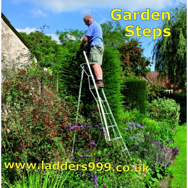 Garden Tripod Steps