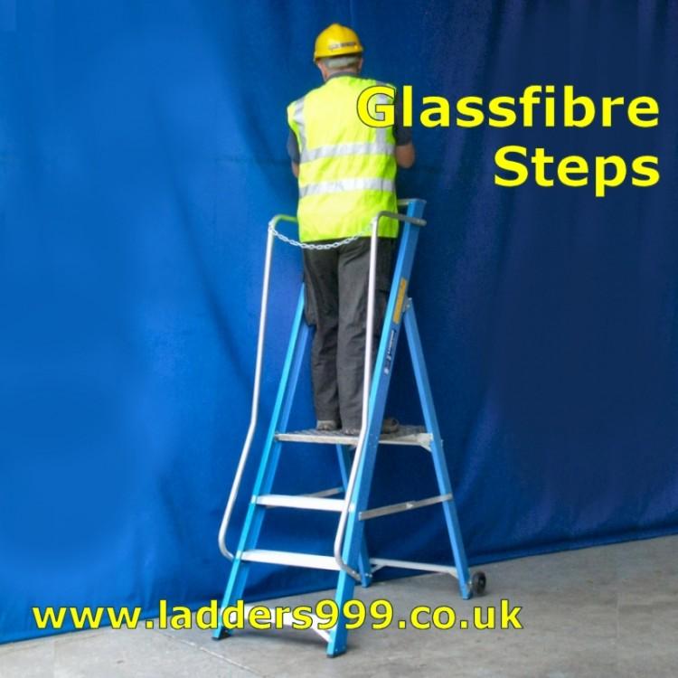 Glassfibre Steps