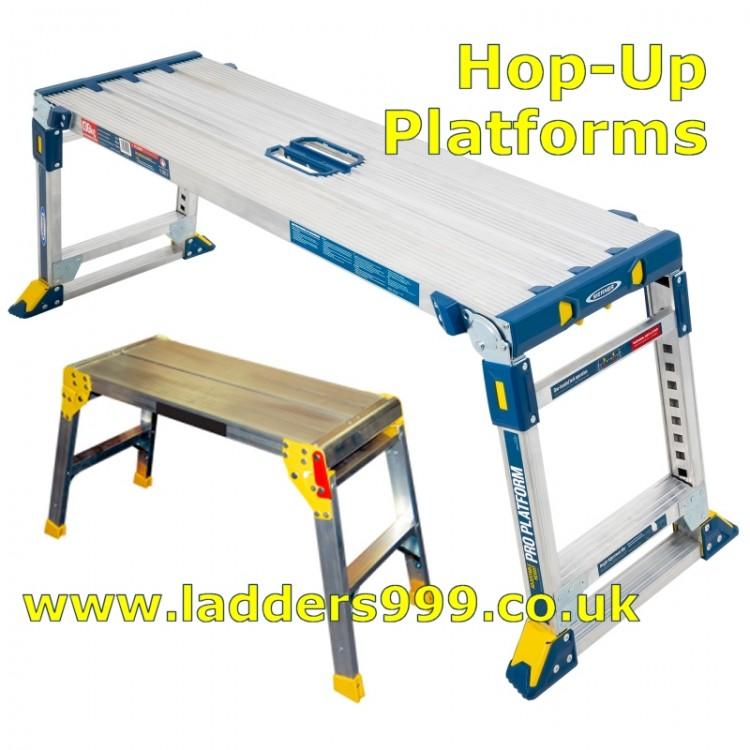 Hop-Up Platforms