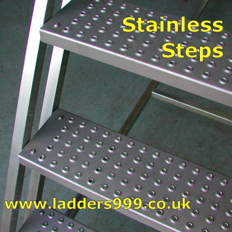Stainless Steps