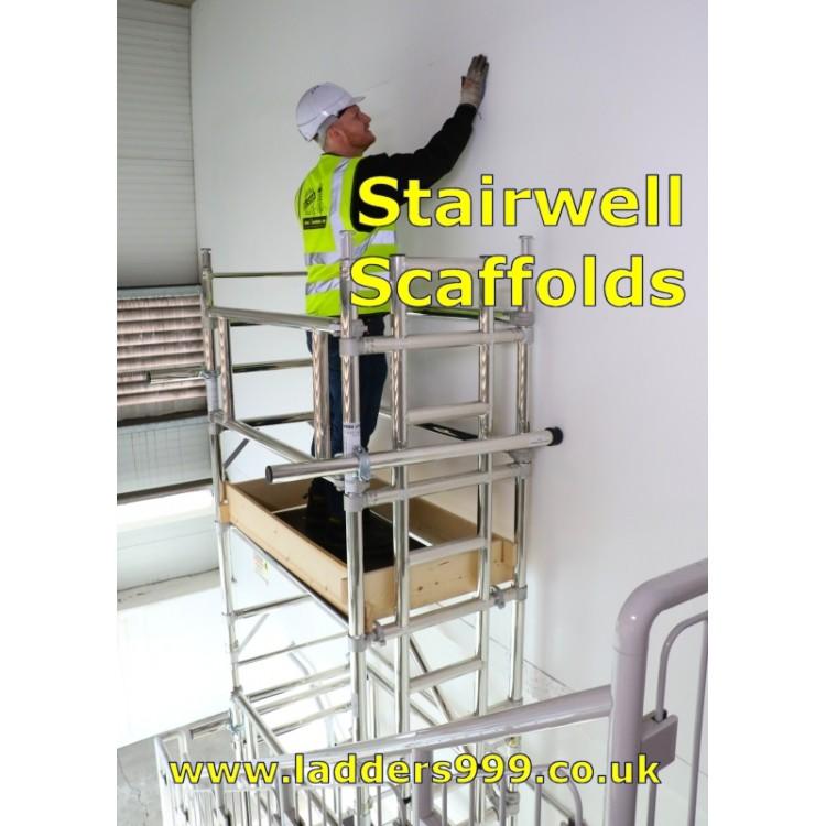 Stairwell Scaffolds
