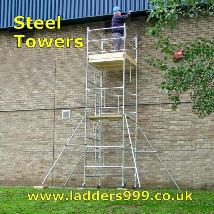 STEEL Scaffold Towers