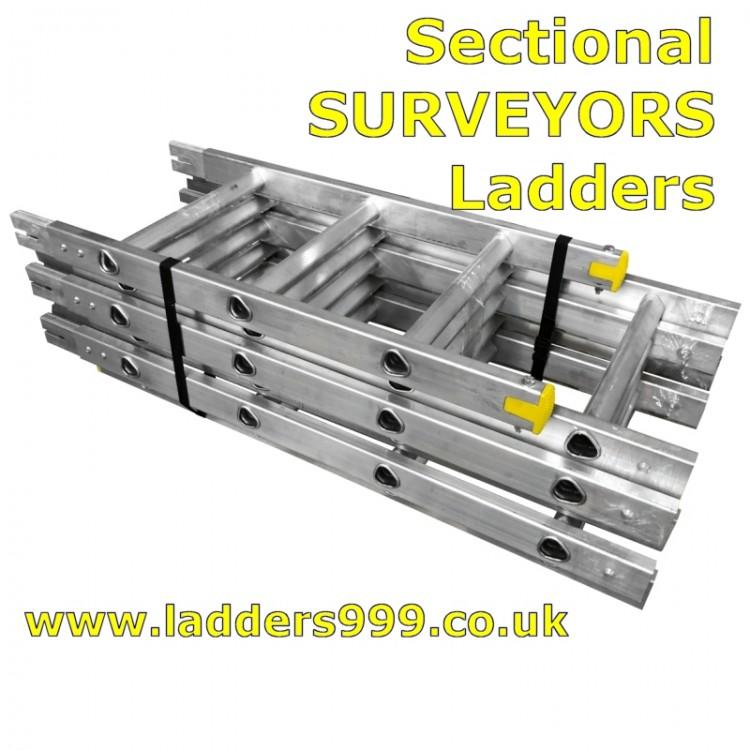 Surveyors Ladders