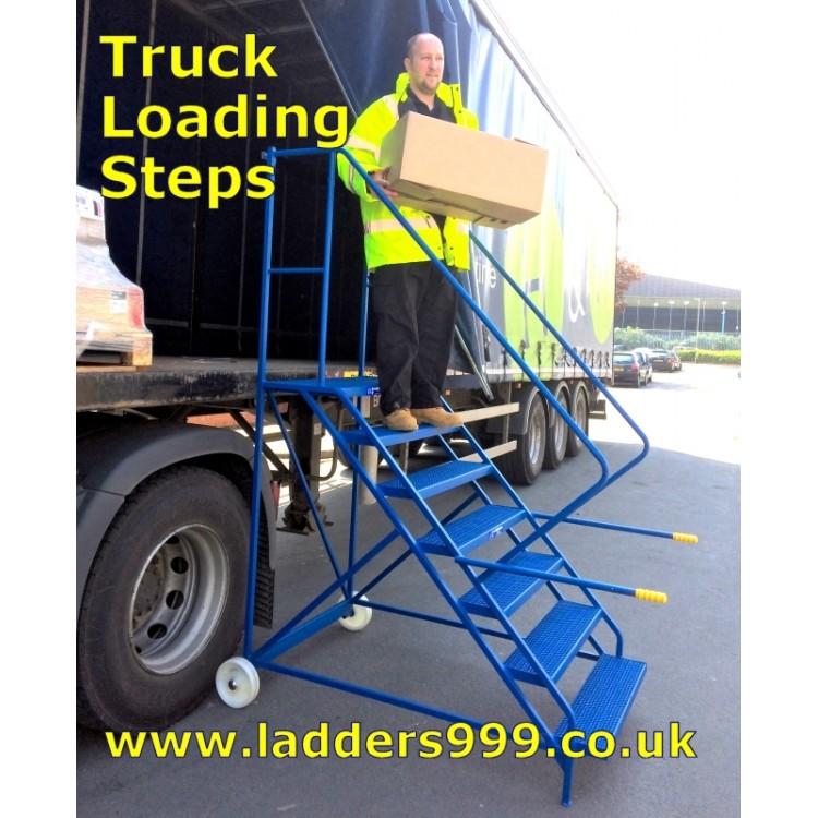 Truck Loading Steps