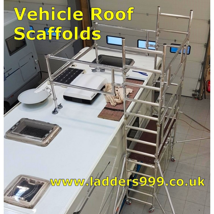 Vehicle Roof Scaffolds