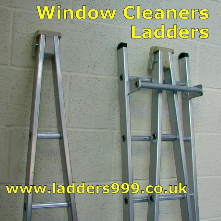 Window Clean Ladders