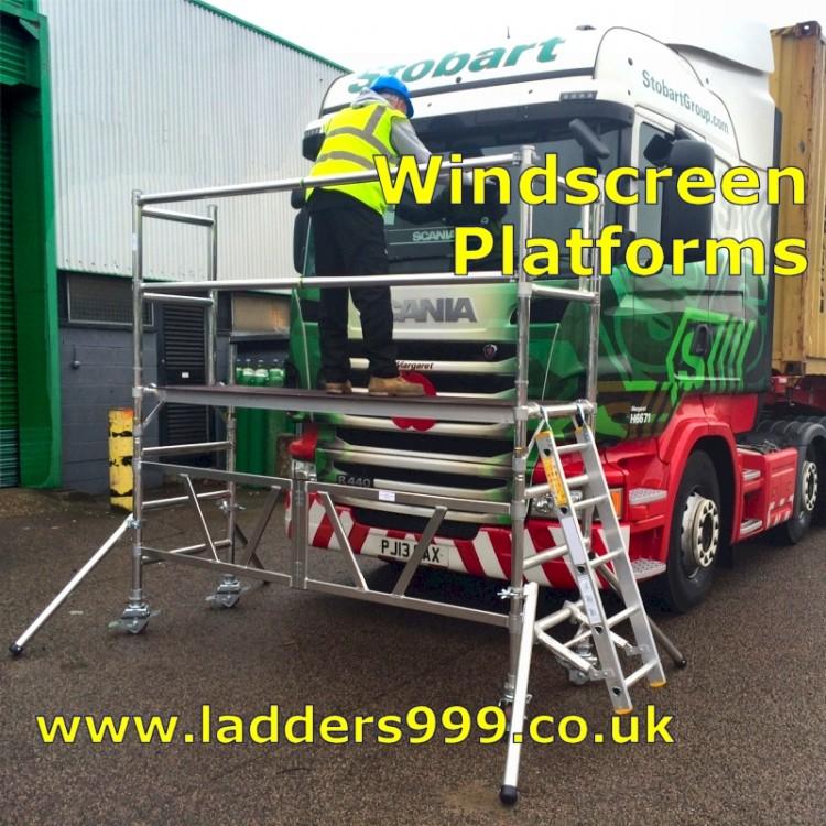 Windscreen Platforms