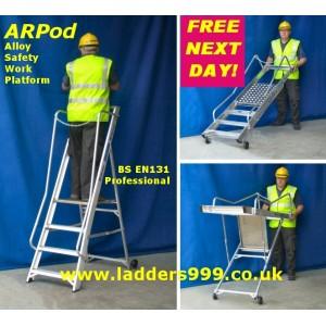 ARPod Alloy Safety Work Platforms