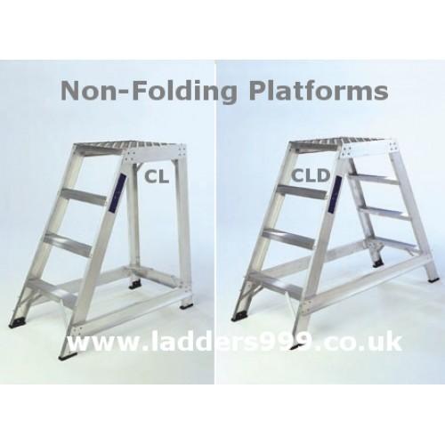 Ind Alloy NON-FOLDING Platforms