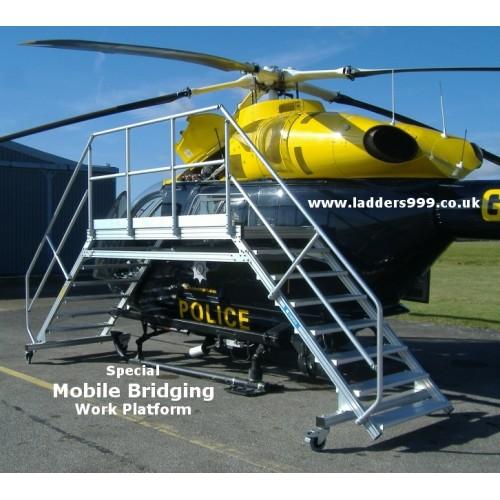 Special Mobile Bridging Work Platforms