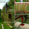 Domestic Steel Towers - for the garden
