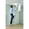 """EASY STOW 3 section Loft Ladder (""""Hideaway"""")"""