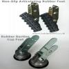 Articulating Rubber Feet