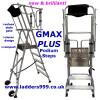GMAX PLUS Podium Steps