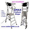 GMAX Podium Steps