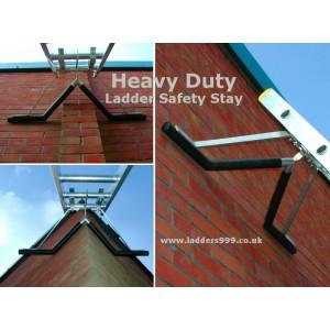 Heavy-Duty Ladder Safety Stay