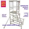 HiPod250 Podium Steps