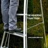 Highgrove DELUXE Tripod Ladders - all 3 Adjustable Legs