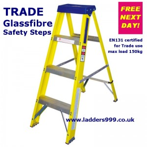 TRADE Glassfibre Safety Steps