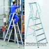 MASTERSTEPS Industrial Alloy Platform Steps