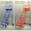 Industrial Mobile Safety Steps