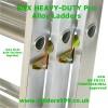 ENX HEAVY-DUTY PRO Alloy Ladders - new BSEN131 PRO