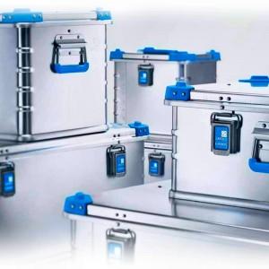 Zarges EUROBOX Aluminium Cases