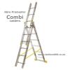 Abru / Werner Promaster-Plus X4 COMBI Ladders