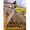 Roof Truss Safety Ladder