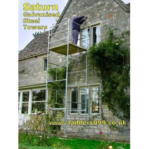 Saturn Galvanised Towers