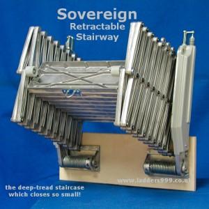 SOVEREIGN Retractable Stairway