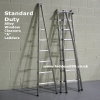 """""""STANDARD ALLOY"""" Window Cleaners """"A"""" Ladders"""