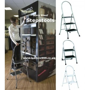 Steel Stepstools for Home & Office