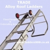 TRADE Alloy Roof Ladders