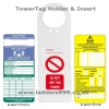 TOWERTAG Safety Inspection Tags