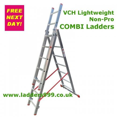 VCH Lightweight Non-Pro COMBI Ladders