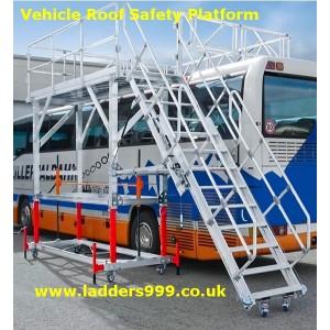 Bespoke Vehicle Roof Platform
