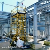 Zone 1 GLASSFIBRE (GRP) Industrial Safety Towers (Boss compatible)