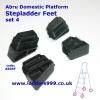 Abru Stepladder Feet