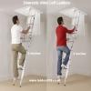 DOMESTIC Alloy Loft Ladders