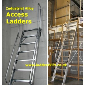 Indust Alloy ACCESS LADDERS