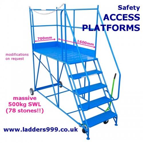 Safety Access Platforms 1600 x 700mm